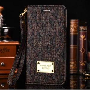 Michael Kors flip wallet for Samsung note 5